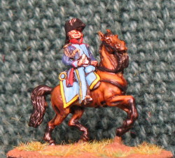 15mm, Napoleonic Aid de Camp 1 AB Figure