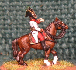 15mm, Napoleonic Austrian General #5 AB Figure
