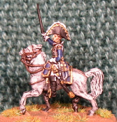 15mm, Napoleonic General D'Hautpol 1 AB Figure