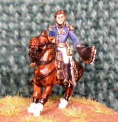 15mm, Napoleonic Marshal Lannes AB Figure