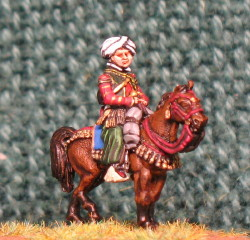 "15mm, Napoleonic Napoleons Body Guard ""Roustam"" AB Figure"