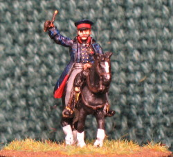 15mm, Napoleonic Prussian, Blucher AB Figure