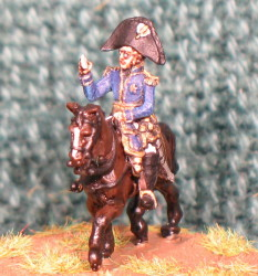 15mm, Napoleonic Marshal Davout AB Figure