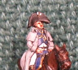 15mm, Napoleonic Orderly Officer 1 AB Figure