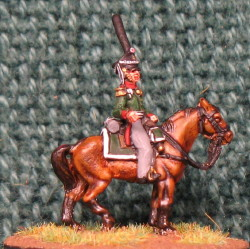 15mm, Napoleonic Russian Officer #2 AB Figure