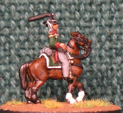 15mm, Napoleonic Russian Officer #3 AB Figure